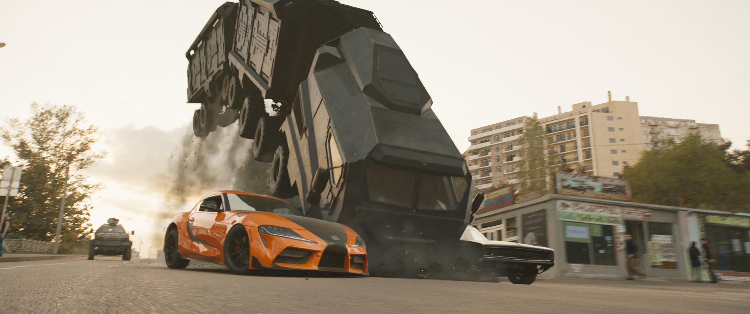 《速度与激情9》高清上线,《速度与激情》全十集合集下载-福利巴士