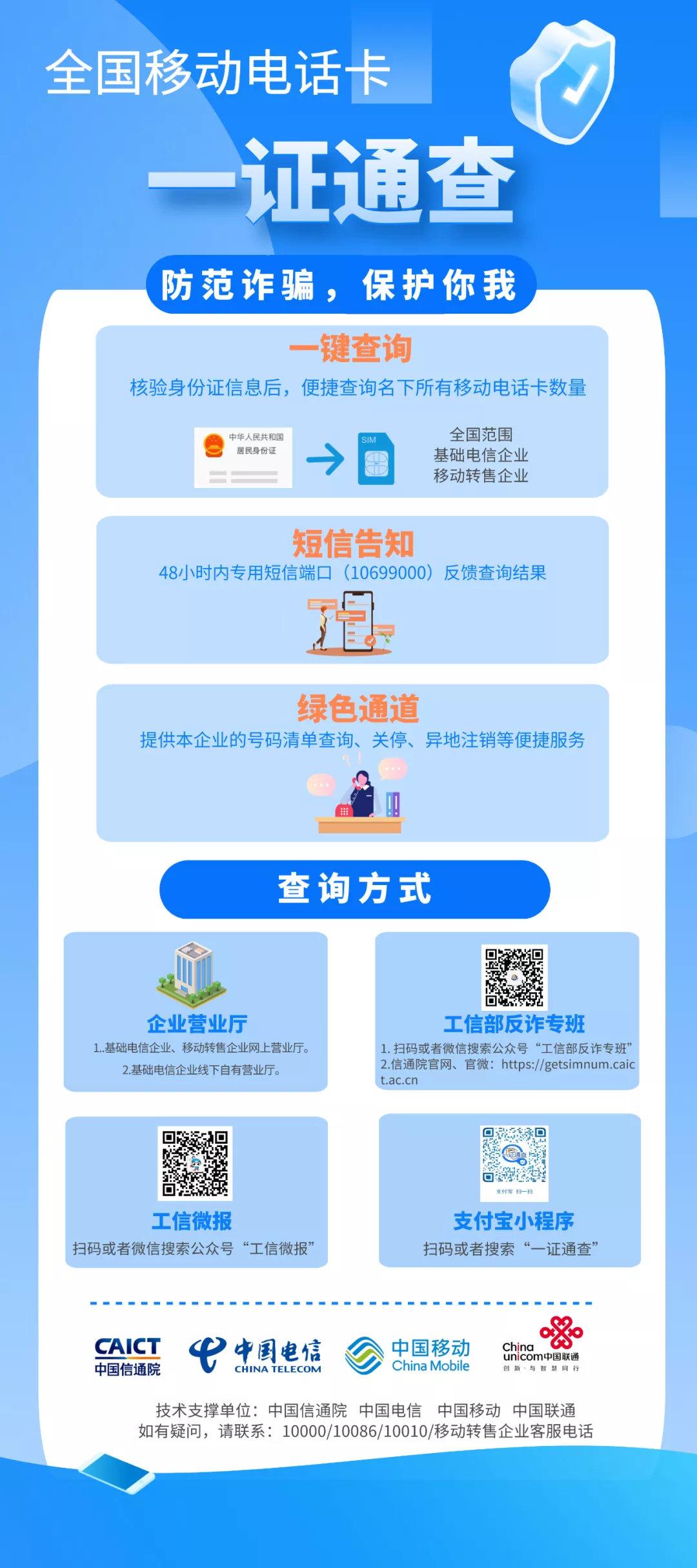 工信部实名查询你名下有几张电话卡?-支付-『游乐宫』Youlegong.com 第3张