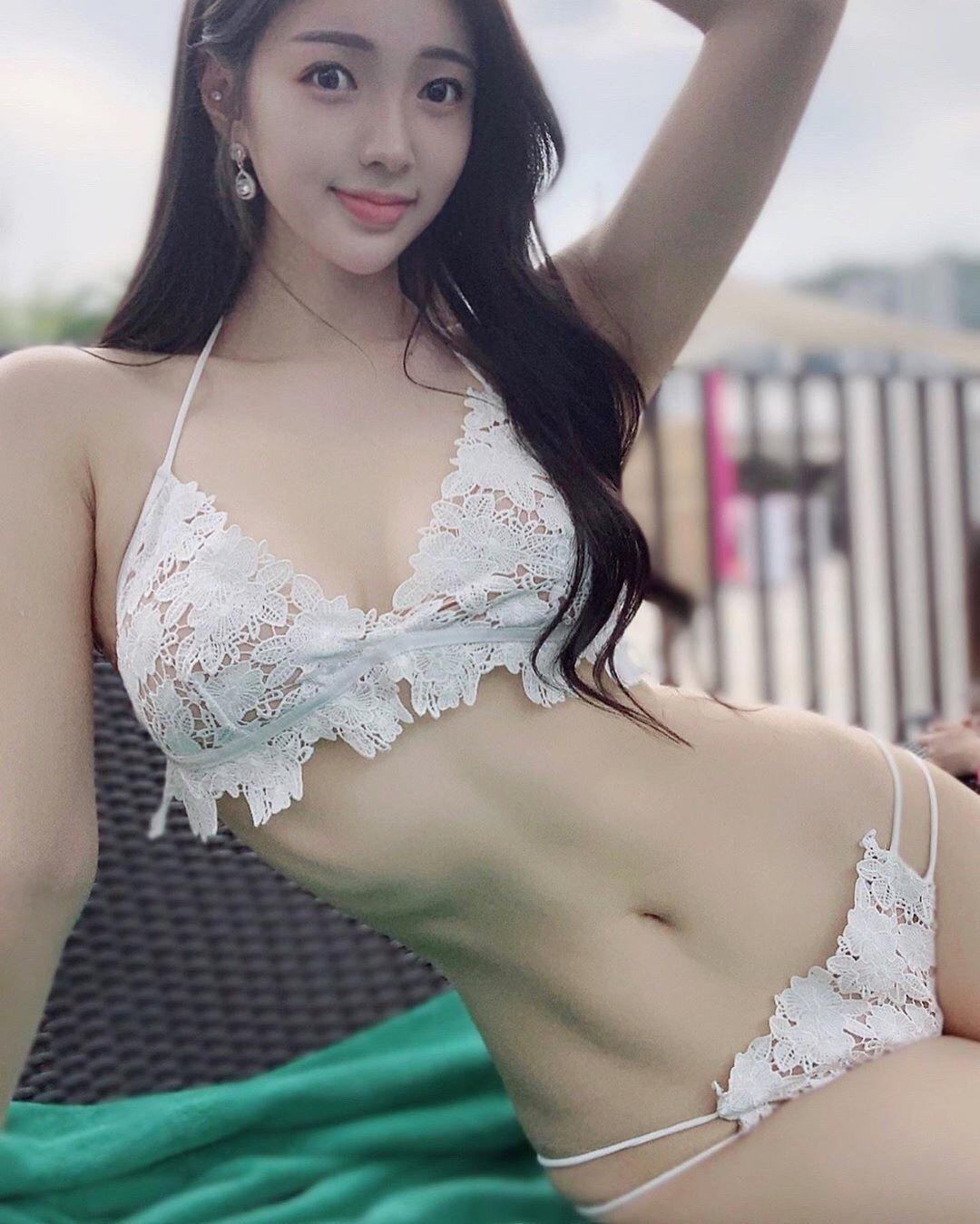 韩国国际小姐选美季军nanaring_