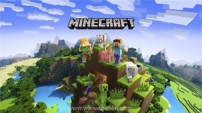 我的世界.Minecraft 中文整合