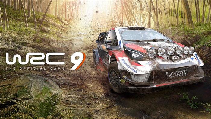 世界拉力锦标赛9 WRC 9 The Official Game 中文整合+DLC