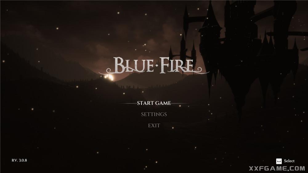 《蓝色火焰》V3.0.8 英文版 [4G]