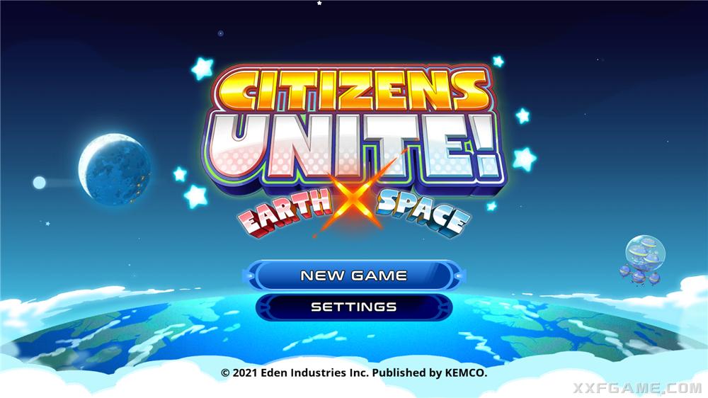 《公民团结!:地球x空间》英文版 [20.3G]