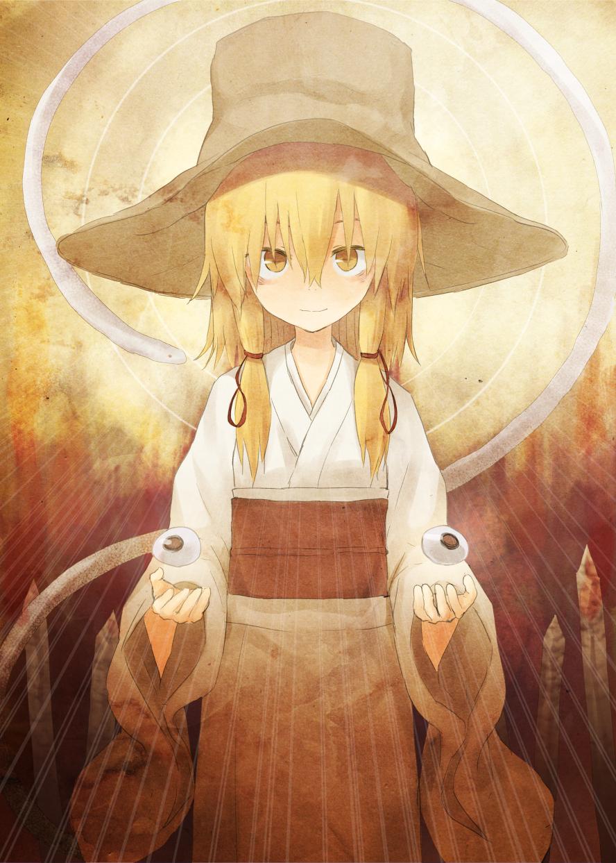 【动漫图集】泄矢诹访子-洩矢諏訪子