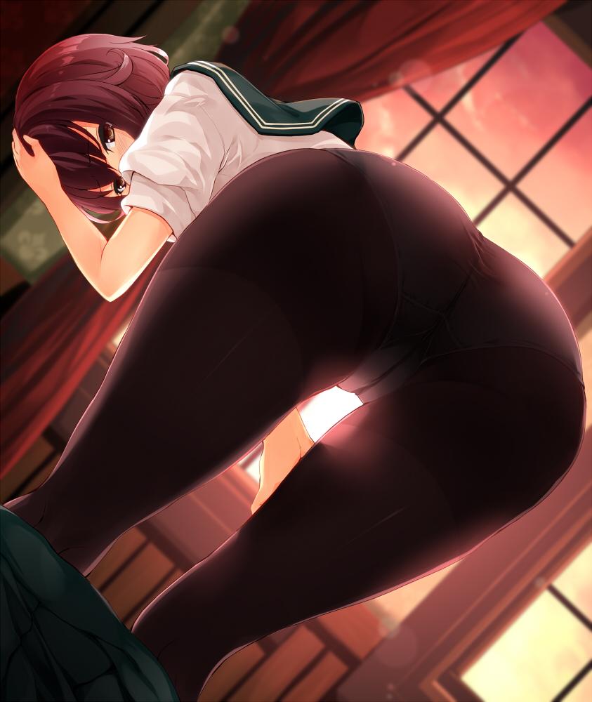 【动漫图集】丝袜-ストッキング
