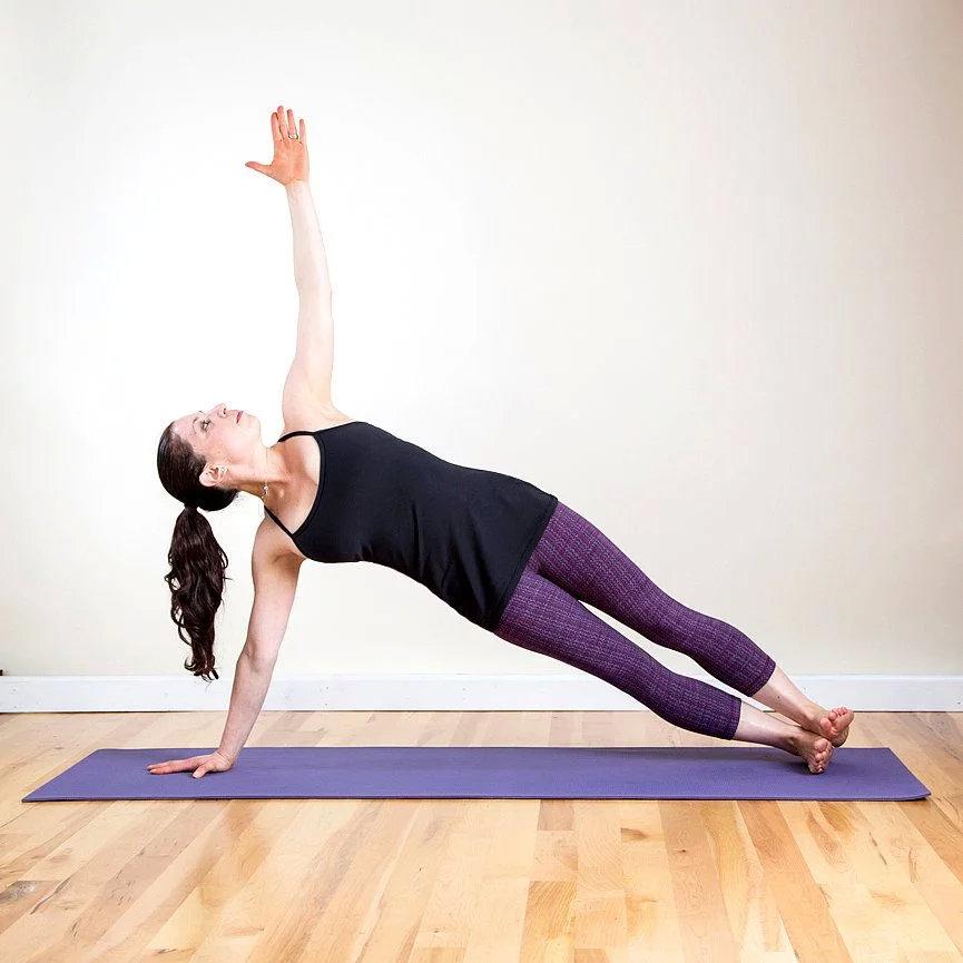 强健大腿内侧的8个瑜伽姿势,一定要为你的女神收藏! 涨姿势 第4张