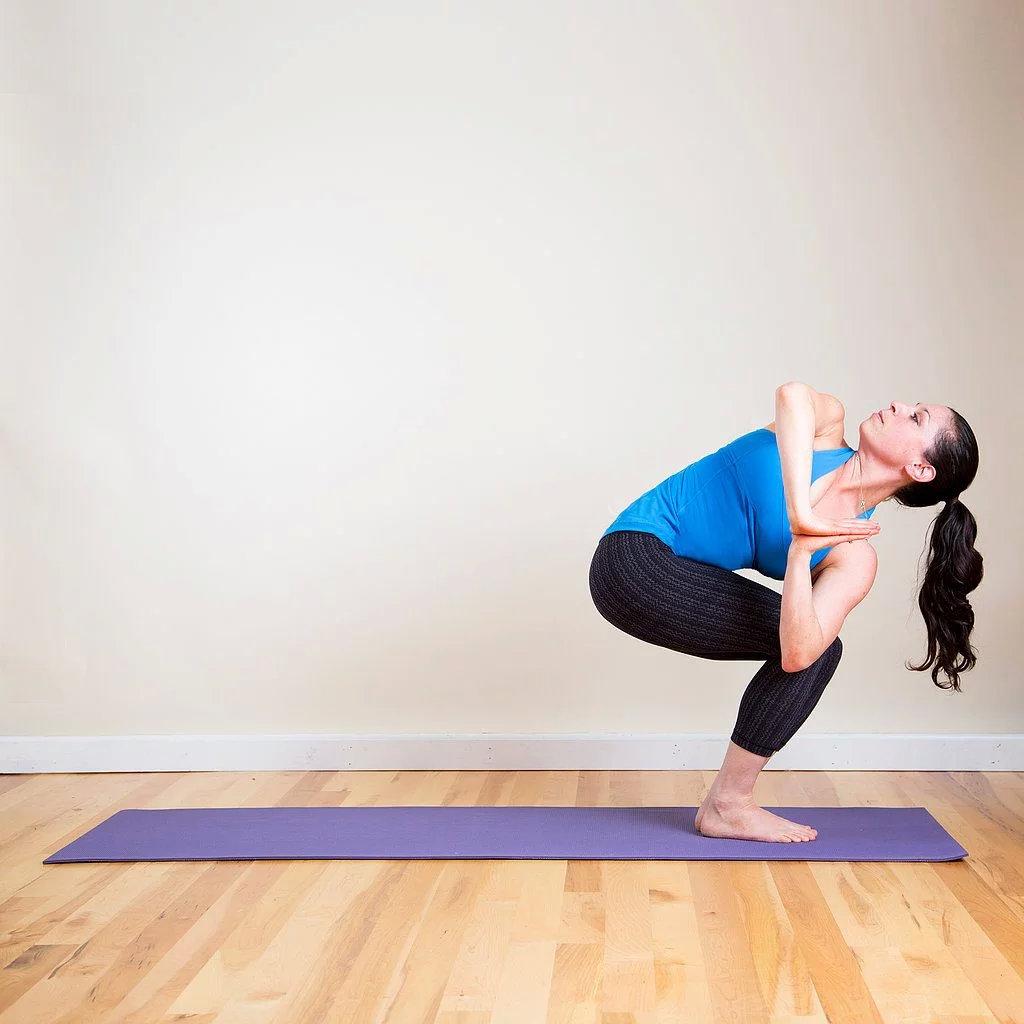 强健大腿内侧的8个瑜伽姿势,一定要为你的女神收藏! 涨姿势 第3张