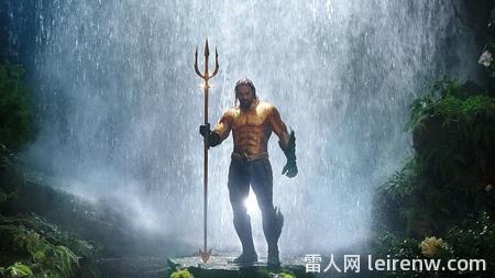 《水行侠 Aquaman》──华丽无边的海底史①诗