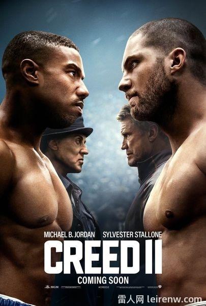 《金牌拳手:父仇 Creed II》剧情介绍──父亲的爱�}与愁