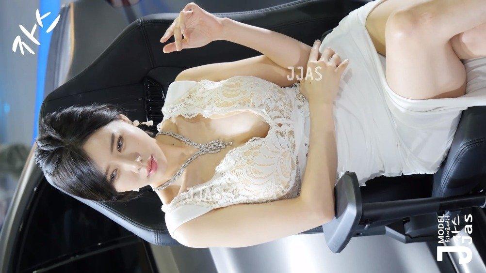 韩国名模 小余男 20190404 송주아 Model 7 서울모터쇼 2019