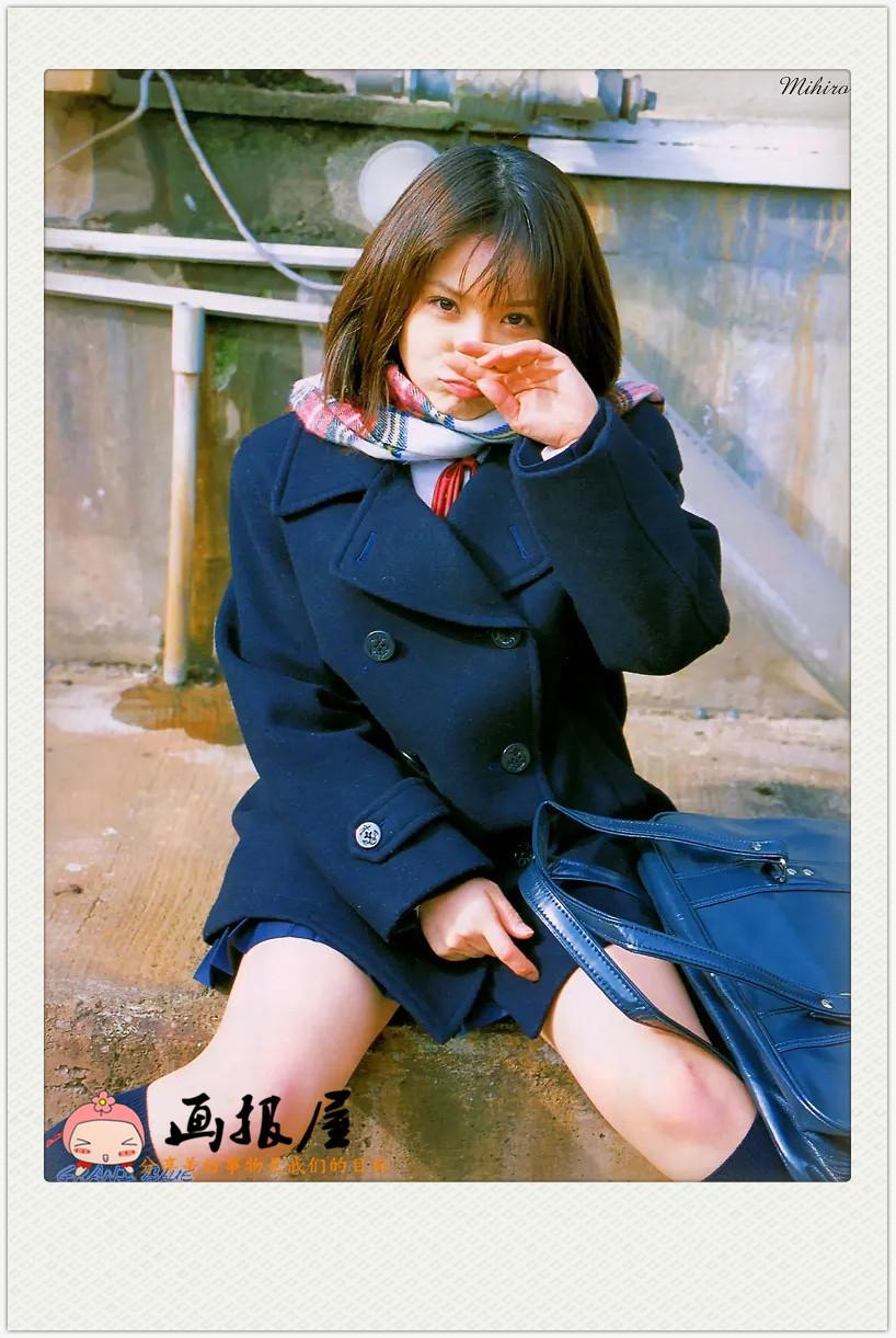 人气写真女友Mihiro Taniguchi(朝美惠香)暗黑界出道的故事