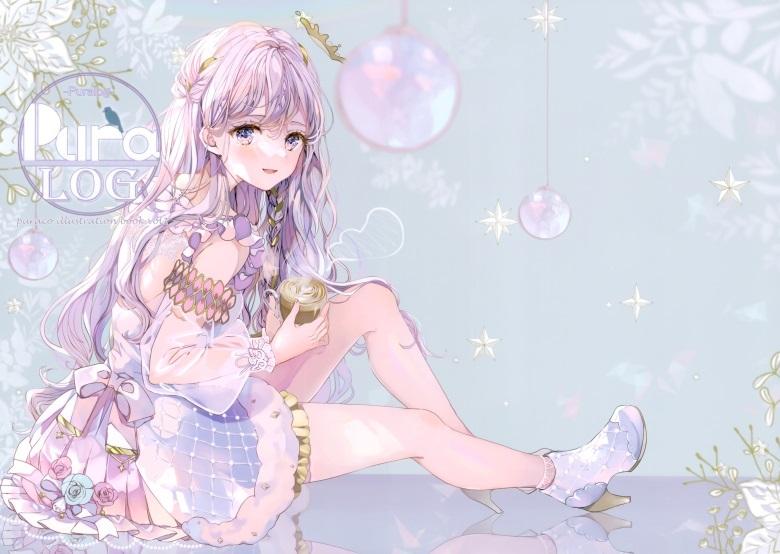 (AC2) [月餅文蝶 (ぷらこ)] PURALOG vol1 (オリジナル)