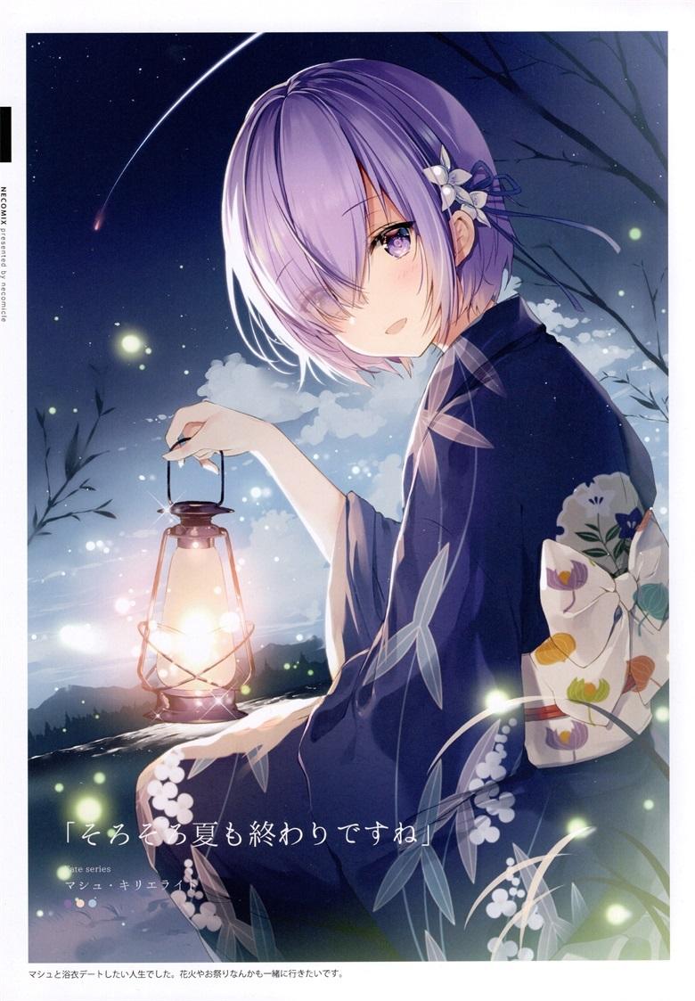 图片[10]-【图集画册】Fate Grand Order-Anime漫趣社