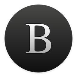 Byword 2.9.1 破解版 – 简洁优秀的Markdown编辑器