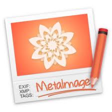 Metaimage 1.6.1 破解版 – 图像元数据编辑器