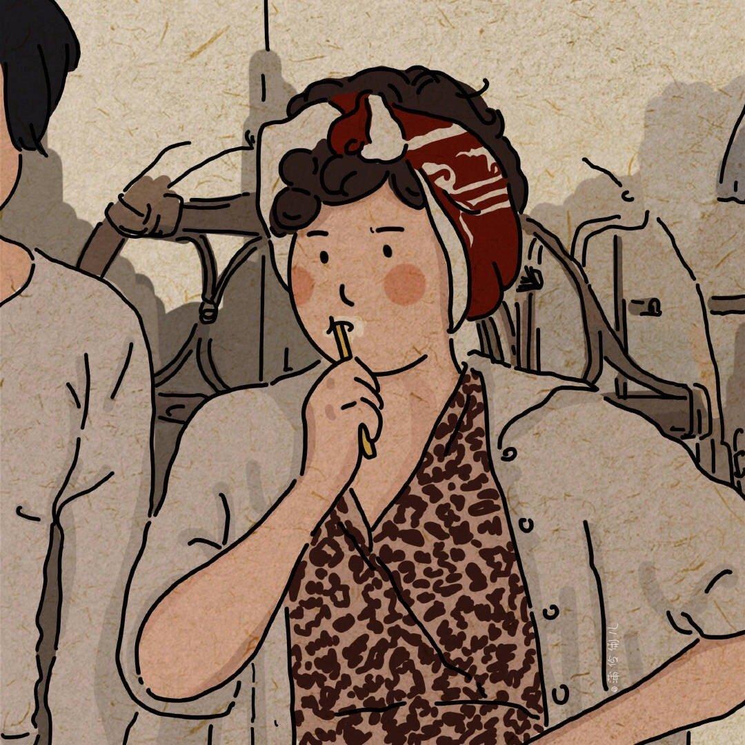图片[1]-欢迎新人入群礼炮:她正半倚在窗子旁-群达人