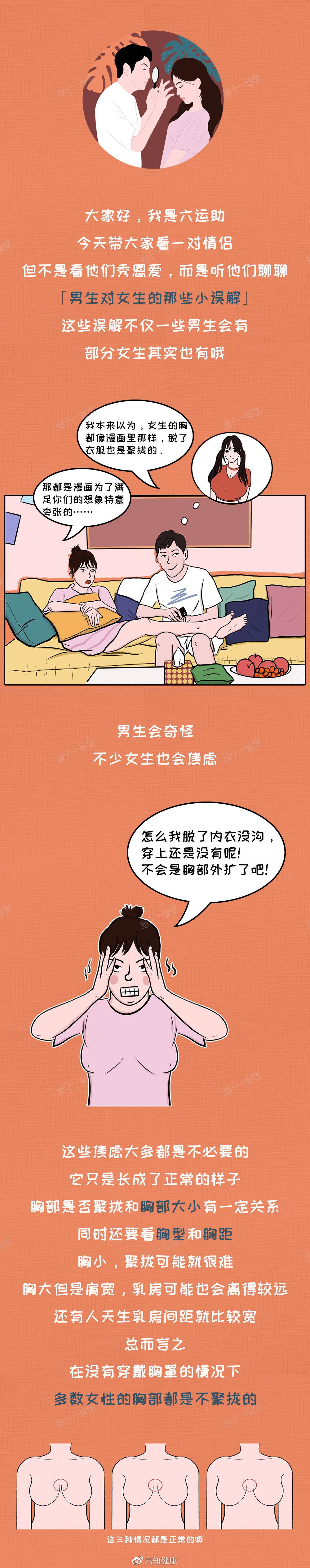 男性对女性身体的误解,也太太太太太深了吧?!
