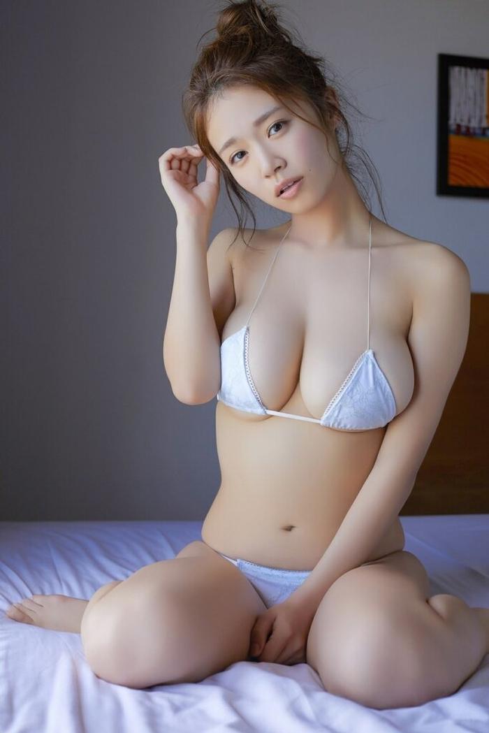 写真女星菜乃花轻熟女毕业作品全脱上阵 宅男福利 第4张