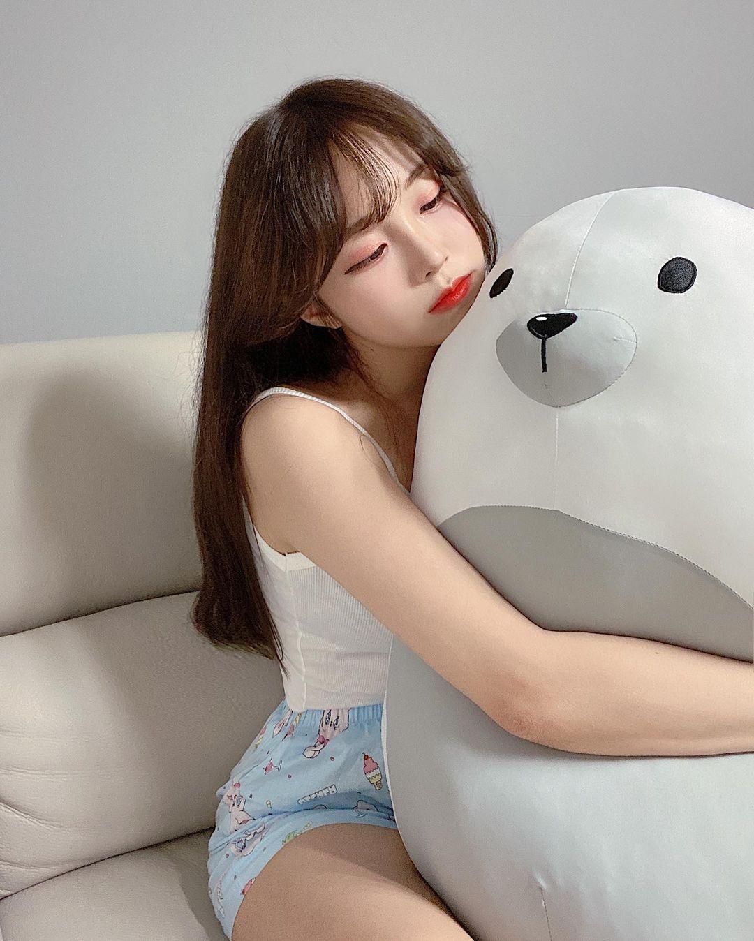 韩国最萌直播主「Coco」超甜女友力露齿灿笑给人满满初恋感!插图4
