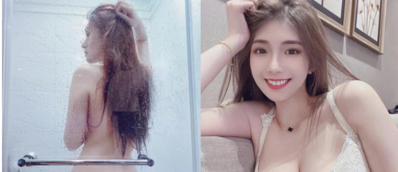 Vivian 谢薇安曝光入浴裸背照白嫩蜜桃若隐若现 吃瓜基地 第1张