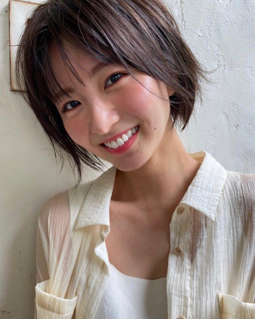 日系时尚杂志模特冈崎纱绘清甜笑容亲和力十足完全就是女友理想型 网络美女 第29张
