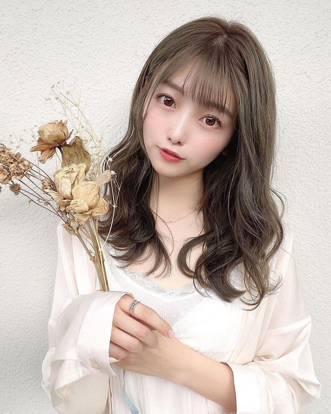 石川夏海甜美笑容深入人心,简直是二次元动漫走出来的!-新图包