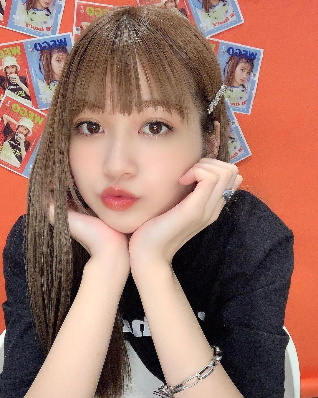 名古屋最可爱中学生生见爱瑠神级颜值美到让人窒息 网络美女 第5张