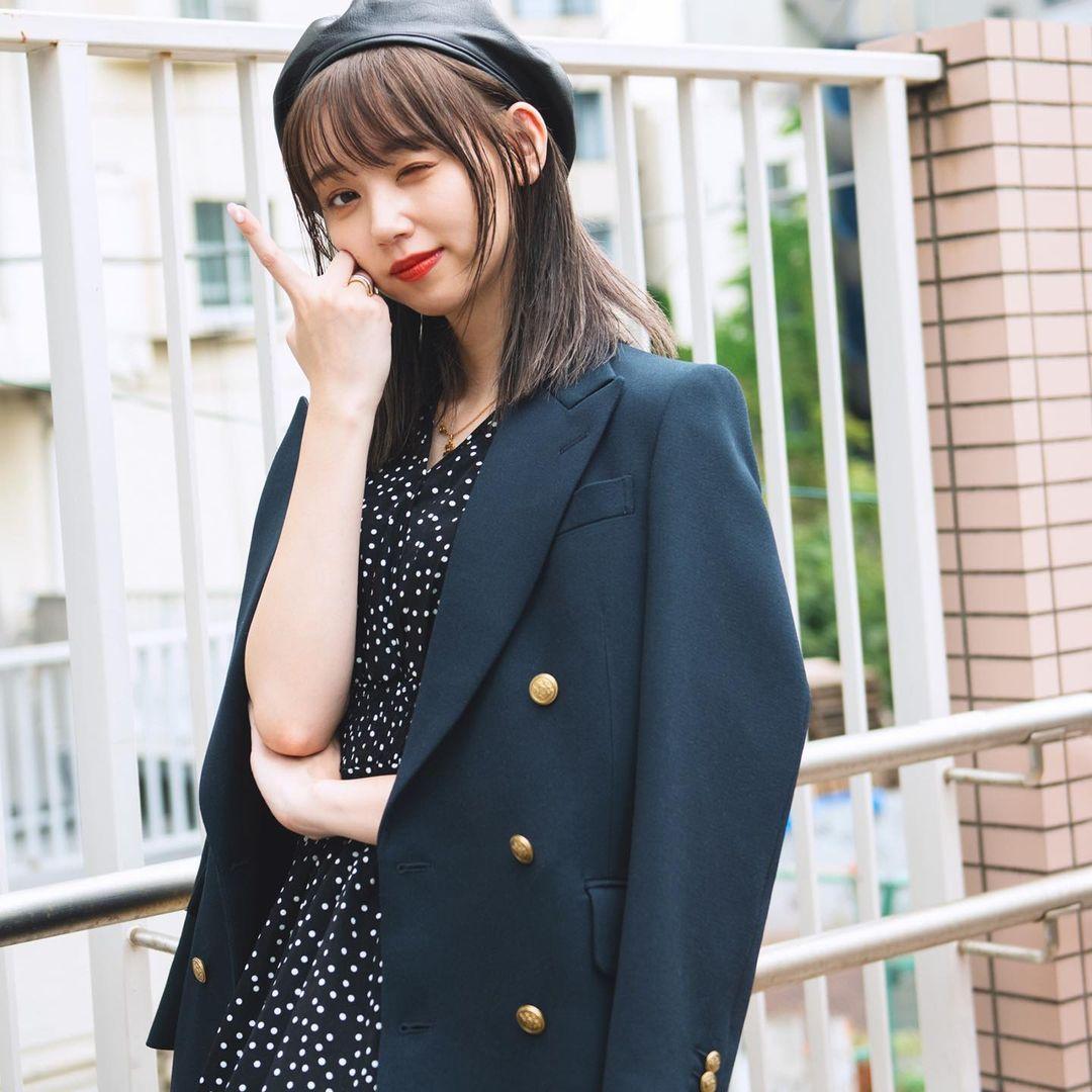 史上最可爱国中生江野沢爱美长大了.不只甜美笑容依旧,空灵气质更是疗愈人心 网络美女 第30张