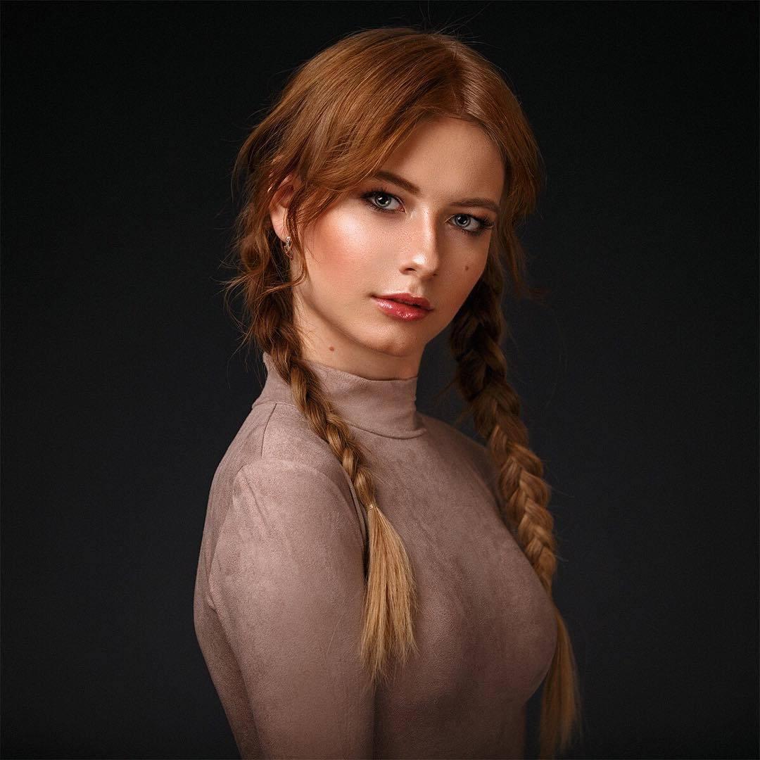 【欧美车】俄罗斯女模《Alina Panevskaya》暗黑福利大释放!-新图包