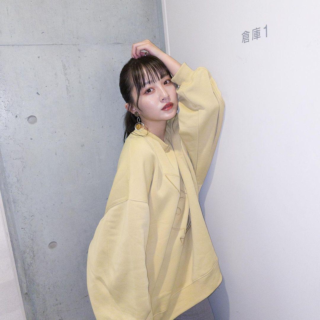 NMB48次世代王牌山本彩加引退转当护理师超暖原因让人更爱她了 网络美女 第5张