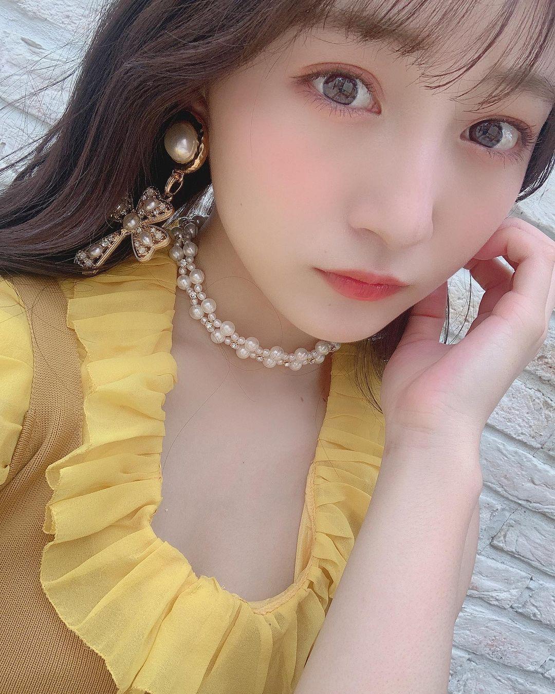NMB48次世代王牌山本彩加引退转当护理师超暖原因让人更爱她了 网络美女 第19张