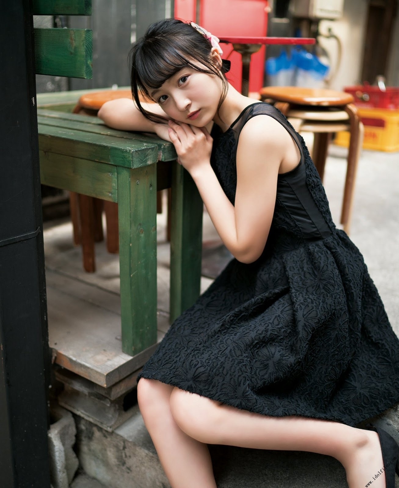 NMB48次世代王牌山本彩加引退转当护理师超暖原因让人更爱她了 网络美女 第42张