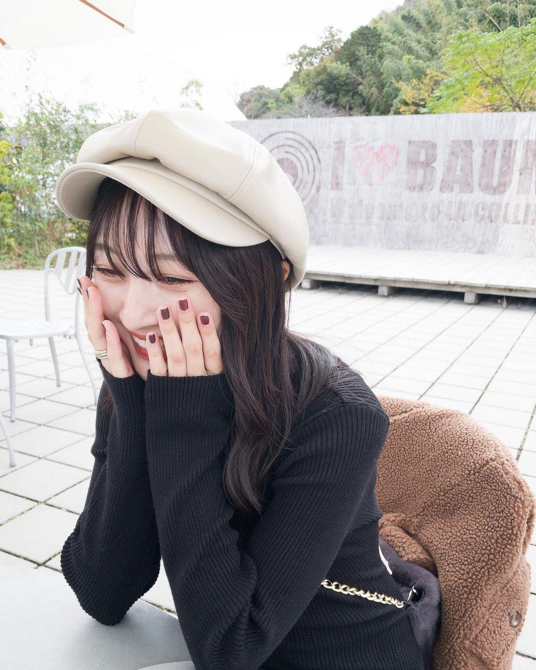 NMB48次世代王牌山本彩加引退转当护理师超暖原因让人更爱她了 网络美女 第48张