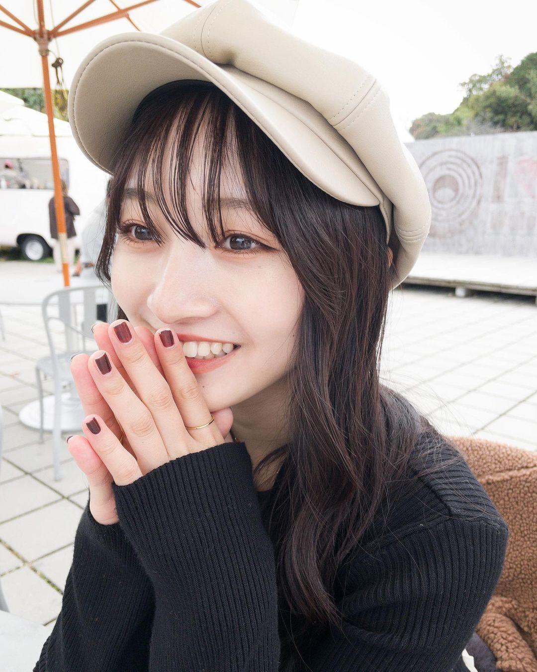 NMB48次世代王牌山本彩加引退转当护理师超暖原因让人更爱她了 网络美女 第50张