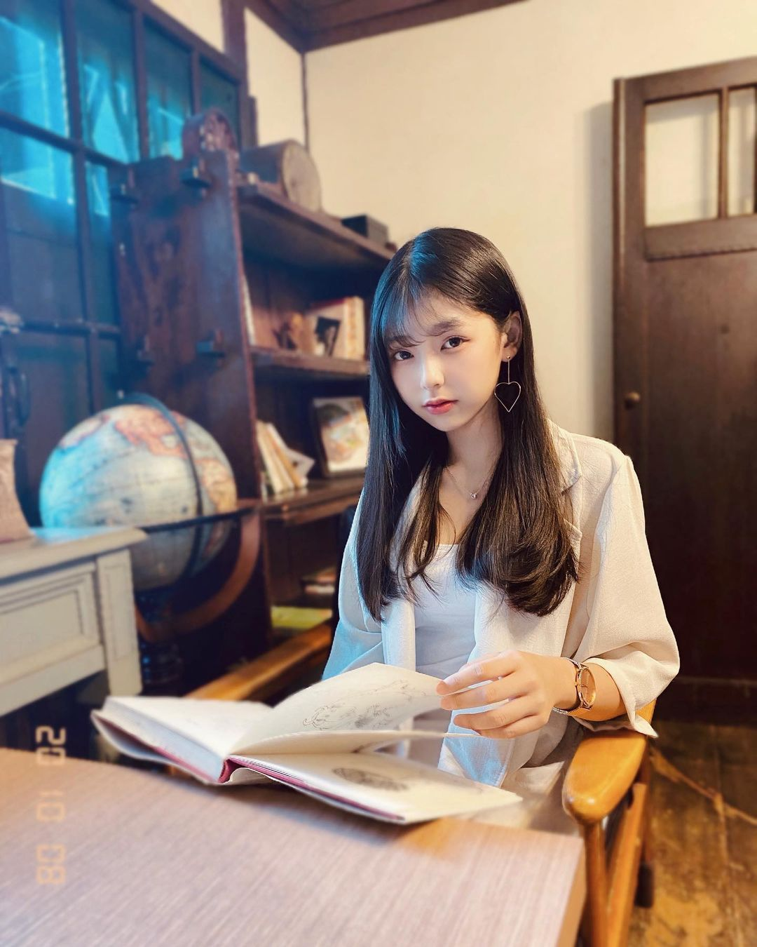 高校妹子真美!「最美高校生」的景美女中学生「许悦」插图7