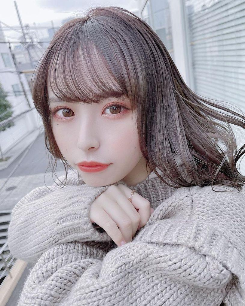 萌萌樱花妹「nanase akane」,一个夏天的小故事让人充满了恋爱感-新图包