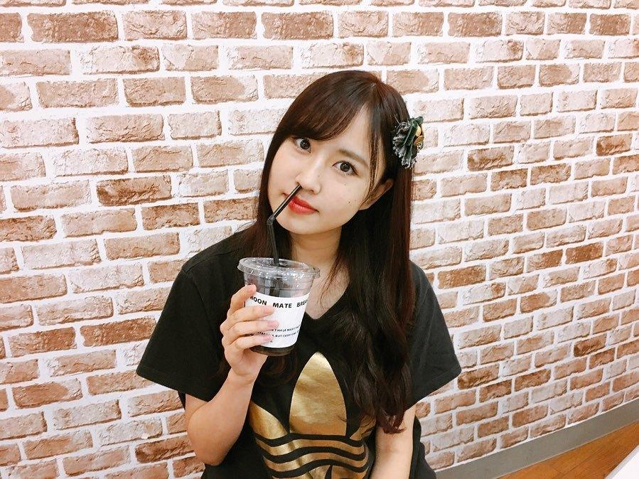NMB48透明系女神「和田海佑」一览无遗-新图包