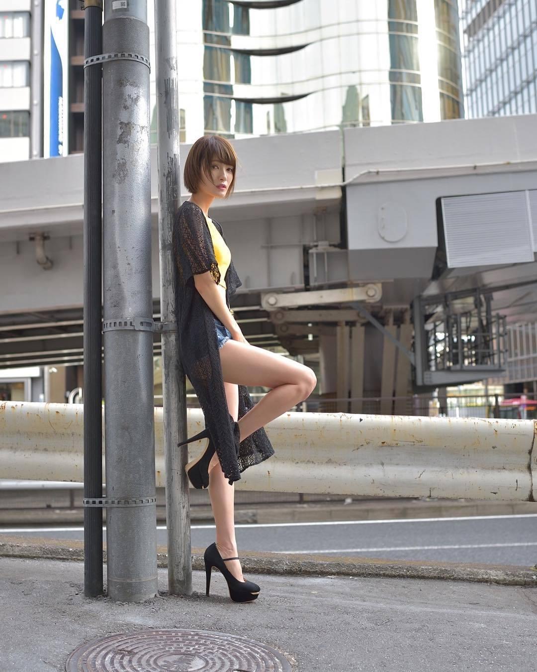 腿控必看.女体摄影师《ペム太》用镜头捕捉每一双不容错过的各种美腿. 养眼图片 第5张