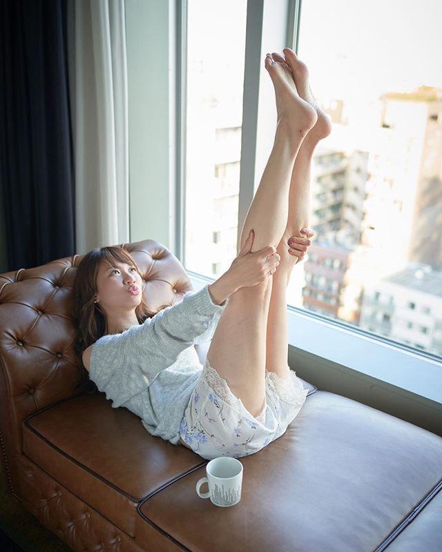 腿控必看.女体摄影师《ペム太》用镜头捕捉每一双不容错过的各种美腿. 养眼图片 第9张
