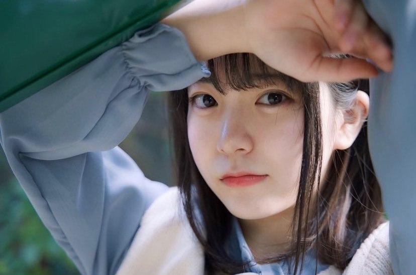 17岁仙女高中生瀬戸りつ绝美长相激似IU 全身散发空灵气质美到有点不真实 养眼图片 第13张