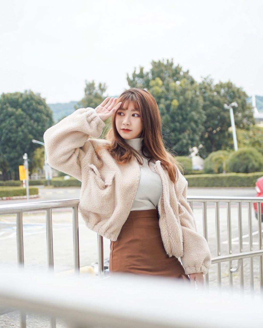 [itotii美女]甜心高中生来袭.神似韩团女星超甜妹妹以涵 网络美女 第19张