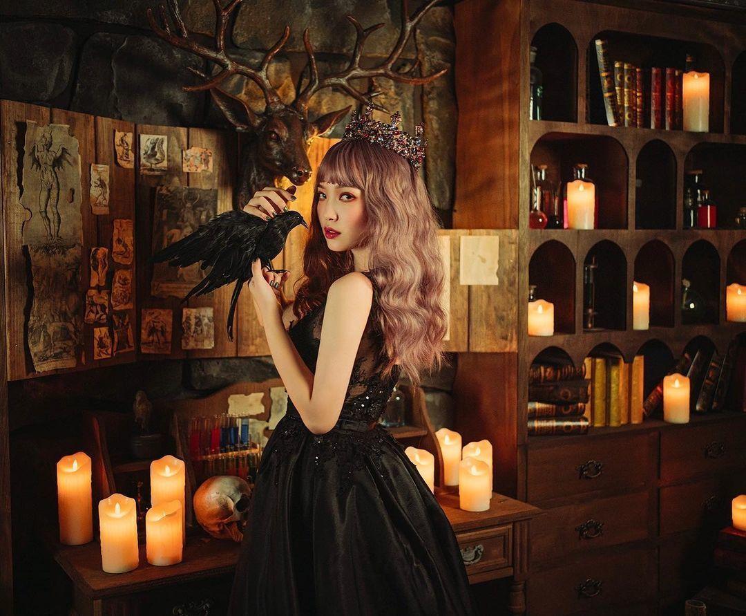 天使微笑让你看了一扫烦闷.Claire唯美甜姐儿带你走入浪漫的童话故事 网络美女 第17张
