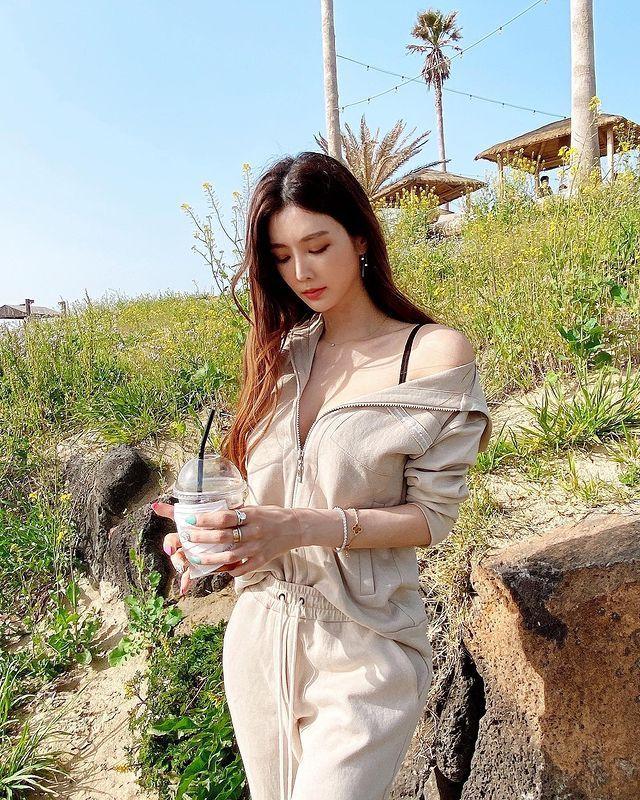 韩国的人气模特儿朴多贤E杯超级火辣 养眼图片 第3张