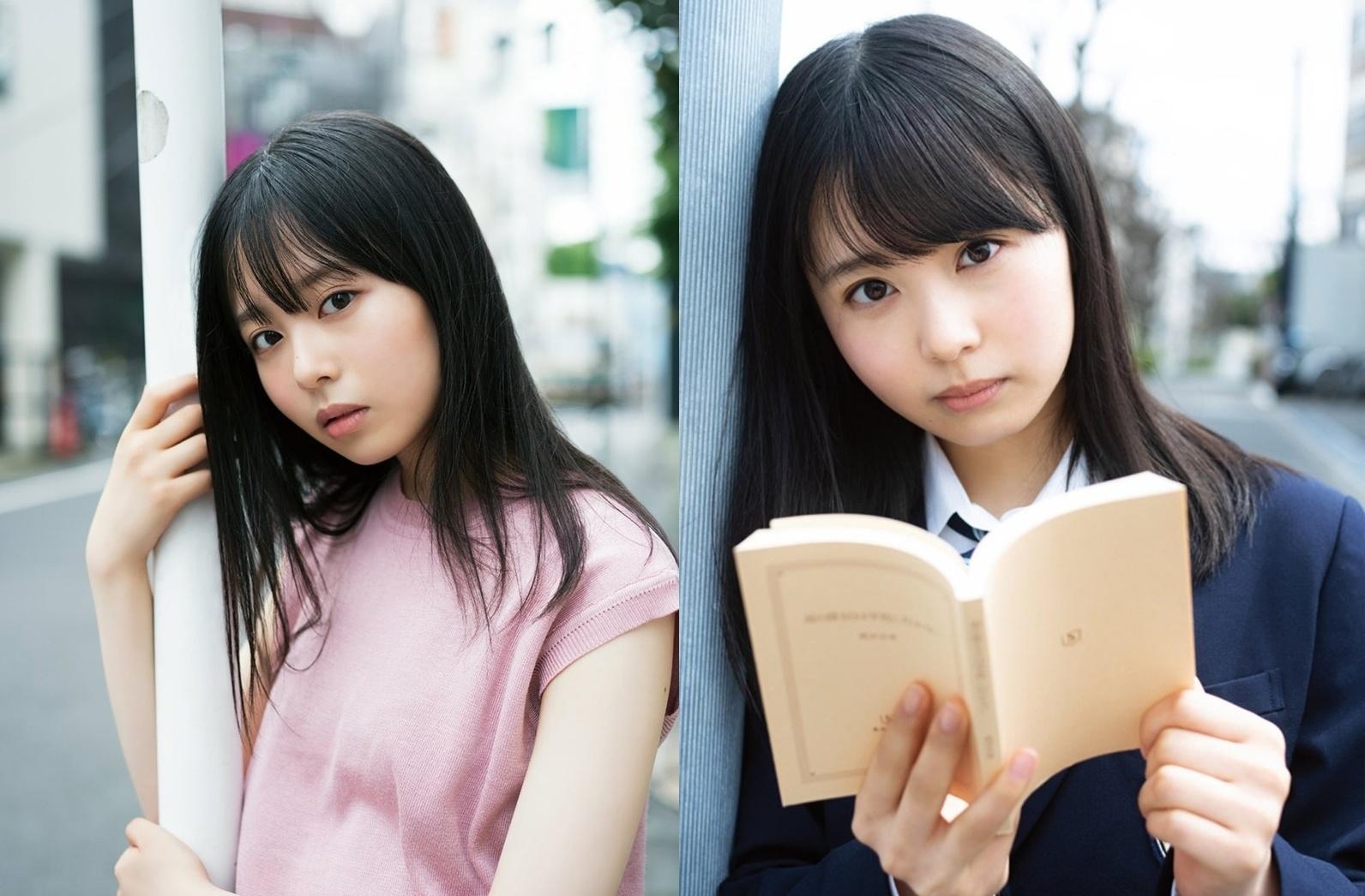 乃木坂46透明小清新「佐藤璃果」空灵甜笑散发满满女友感温柔气质让人深陷其中
