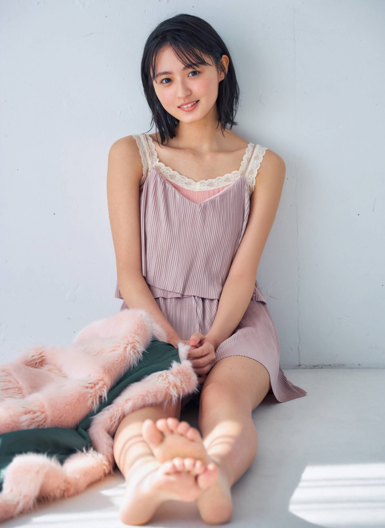 乃木坂46偶像远藤さくら开朗笑颜散发纯真气息 网络美女 第10张