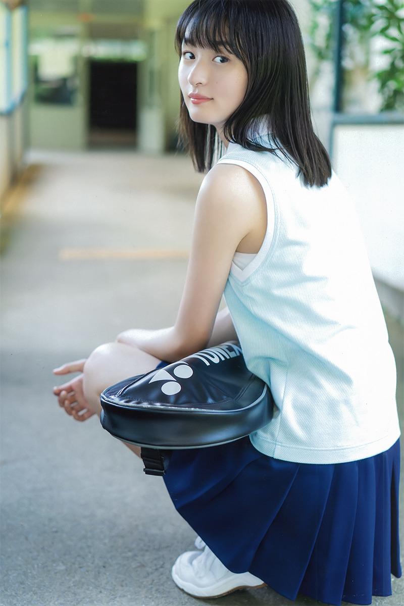 乃木坂46偶像远藤さくら开朗笑颜散发纯真气息 网络美女 第19张