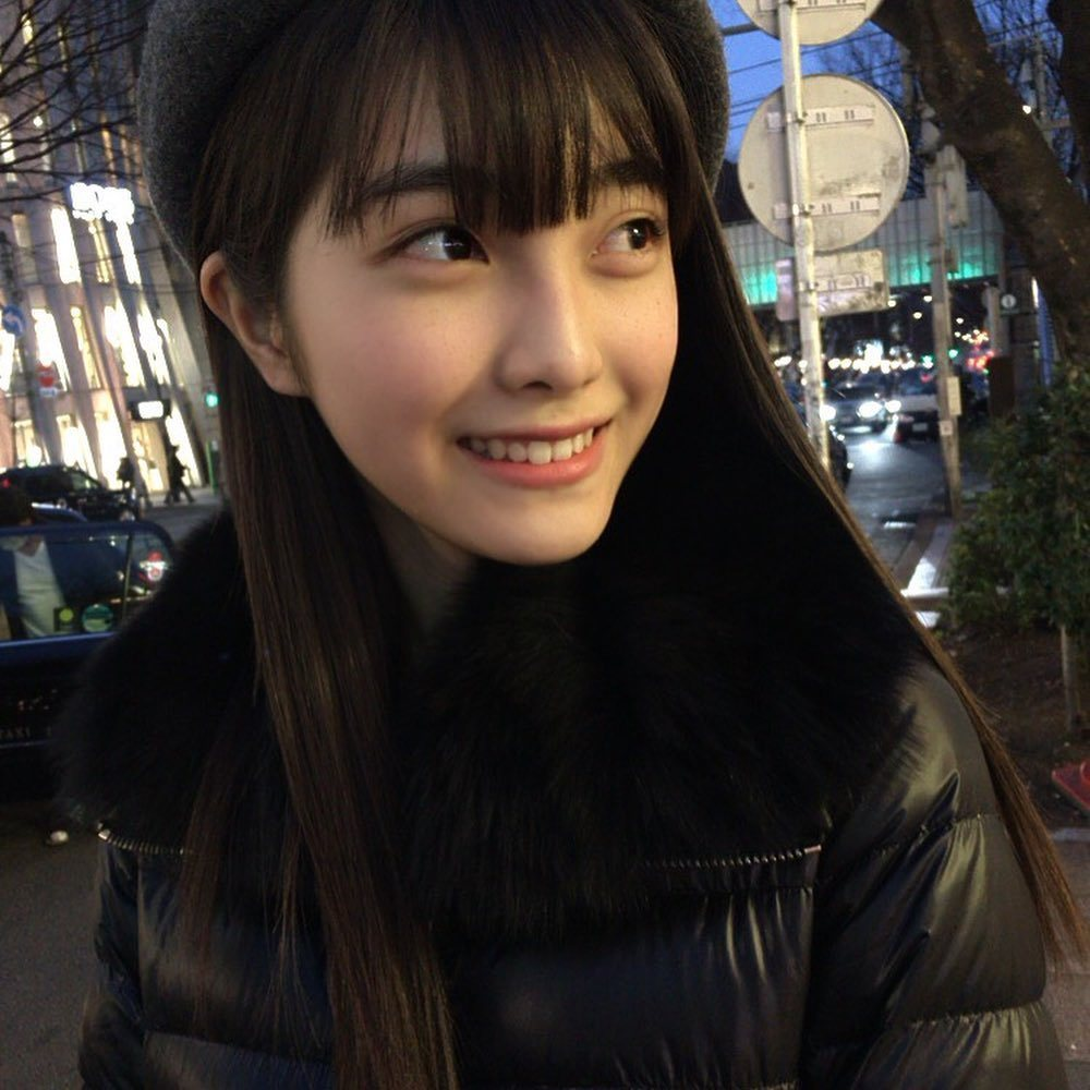 日本最可爱15岁「福田ルミカ」比基尼泳装如天使般 养眼图片 第9张