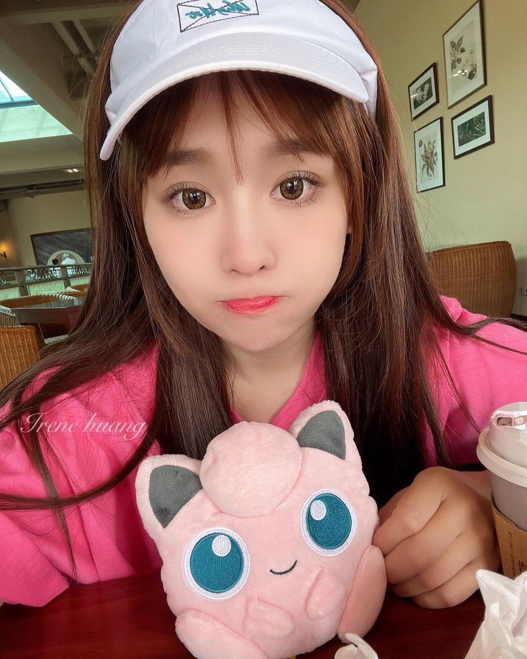 师范大学甜美美女「IreneHuang」玲珑有致好身材 养眼图片 第16张