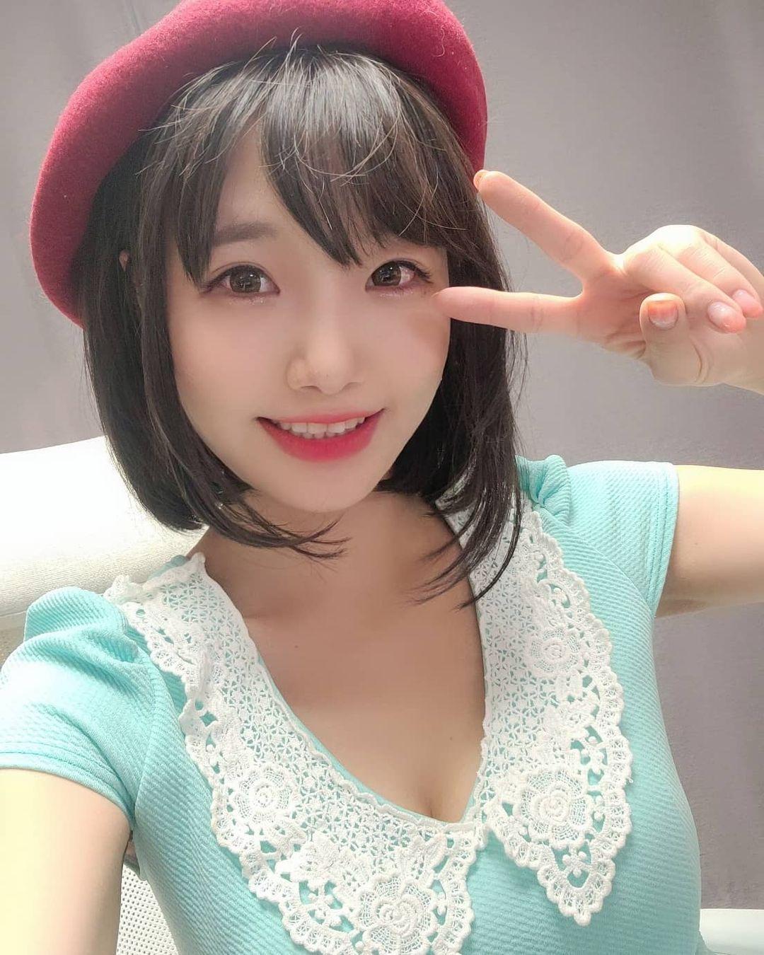 韩国美女主播수련甜笑卖萌让人口水直流 节操写真馆 热图4