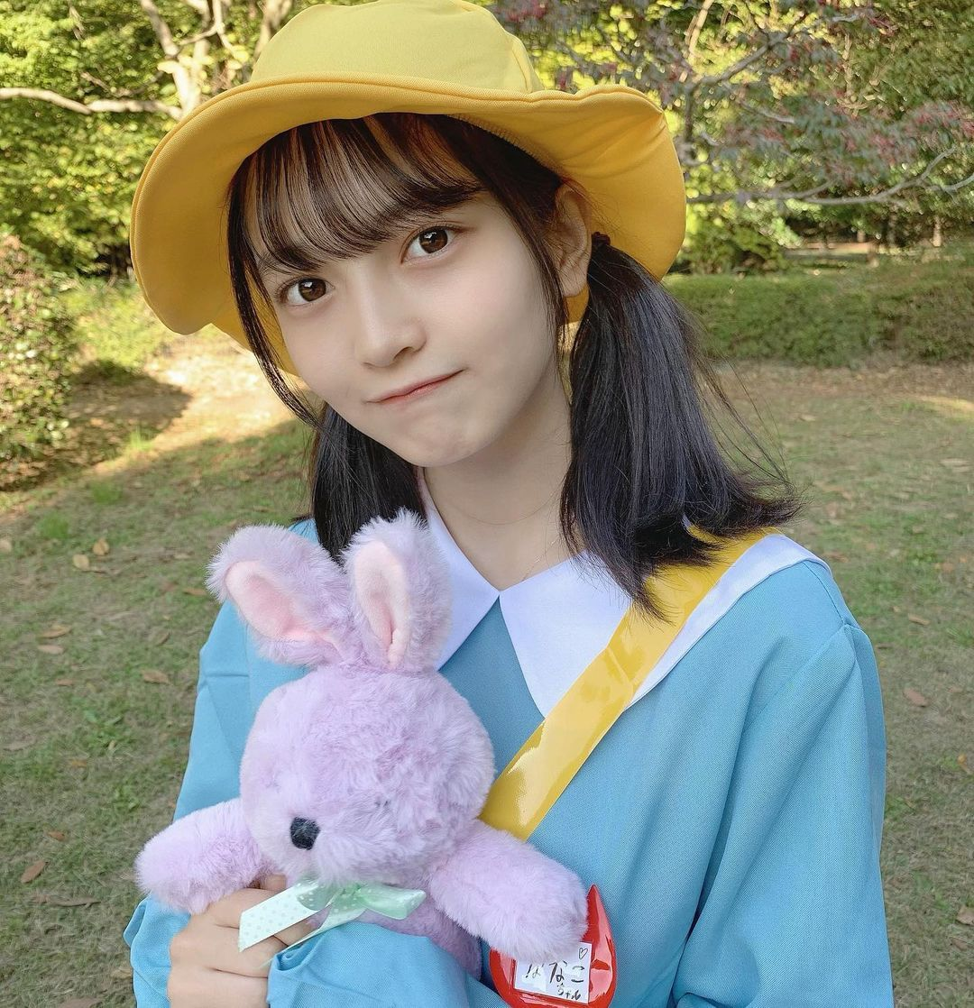 无辜眼神惹人宠爱.17 岁东京女孩「黑嵜菜菜子」青涩 网络美女 第10张
